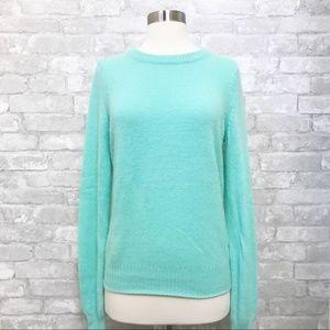 Talula | Aritzia Angora Crew Neck Cozy Sweater